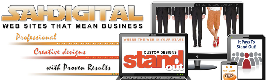 SAHDIGITAL-22ND CENTURY INK - WEBSITES THAT MEAN BUSINESS
